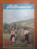 revista sateanca septembrie 1949-art. orasul medgidia si campeni turda
