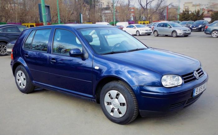Volkswagen Golf 4 Pacific Edition