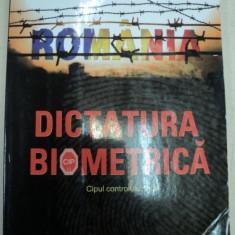 DICTATURA BIOMETRICA