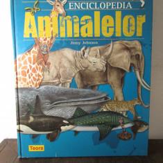 Jinny Johnson - Enciclopedia animalelor