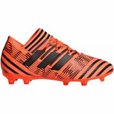 Cumpara ieftin Ghete fotbal copii Adidas Nemeziz 17.1 FG Portocaliu, 35, 36, 36.5, 37, 38, 38.5