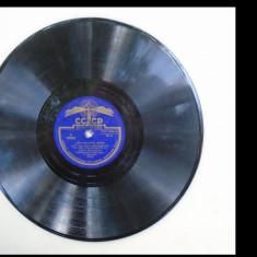 Naro Zamarian - disc patefon/gramofon