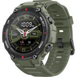 Cumpara ieftin Smartwatch Amazfit T-Rex Army Green Verde, Xiaomi