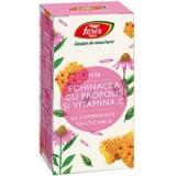 Echinacea Propolis + Vitamina C Fares 63cpr Cod: 5941141006962