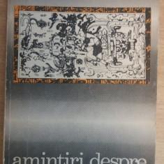RWX 60 - ERICH VON DANIKEN - AMINTIRI DESPRE VIITOR - ED 1970