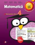 Cumpara ieftin Matematica. Teste pentru clasa a IV-a (Evaluare Nationala)/***