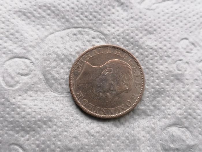 Romania 200 lei 1942 argint xf. 2