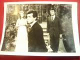 Fotografie Film -Steaua fara Nume - Marina Vlady  ,Cristea Avram  si Claude Rich