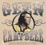 CD Country: Glen Campbell - Country Boy ( original, stare foarte buna )