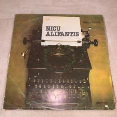 Vinyl Nicu Alifantis