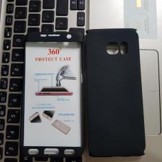 Husa 360 Samsung S7 Edge - Negru