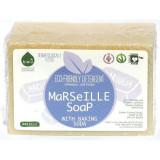 Sapun solid Marsilia cu bicarbonat 140g