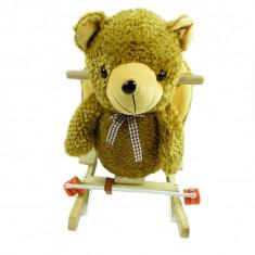 Balansoar pentru copii in forma de ursulet