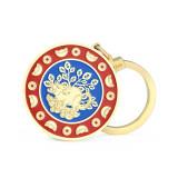Amuleta anului 2020 cu mangusta si mantre de succes - Amuleta Feng Shui pentru prosperitate cu 12 zodii