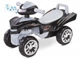 Masinuta ride-on cu sunete si lumini Toyz Mini Raptor 2 in 1 Gri