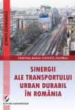 Cumpara ieftin Sinergii ale transportului urban durabil in Romania