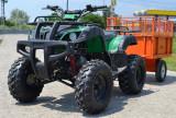 ATV 125cc semiautomat MegaTorronto RG 10 import Germania