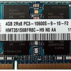 Memorii Laptop Hynix 4GB DDR3 PC3-10600S 1333Mhz