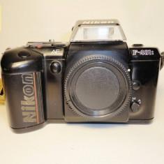 Nikon F-401s, SLR pe film de 35mm
