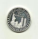 SUA- Medalie in Memoria Septembrie 2011- Atacul asupra Pentagonului - PROOF
