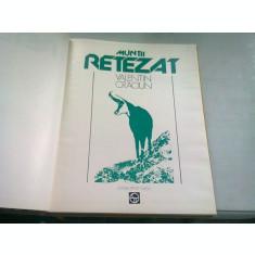 Muntii Retezat , Valentin Borda , 1981