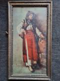 Tablou replica Grigorescu, Portrete, Ulei, Altul