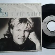 "Blue System - Silent Water (1988, Hansa) Disc vinil single 7"""