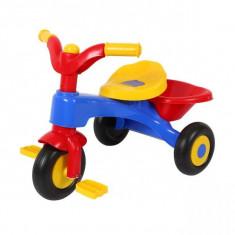 Tricicleta pentru copii multicolora, Baiat, Multicolor