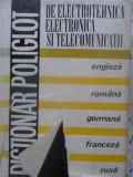 DICTIONAR POLIGLOT DE ELECTROTEHNICA, ELECTRONICA SI TELECOMUNICATII ENGLEZA-ROM
