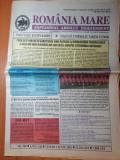 Ziarul romania mare 1 iunie 2001-steaua bucuresti campioana a mileniului III