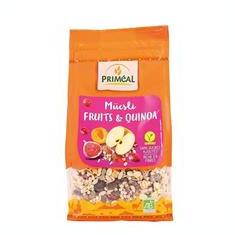 Muesli Bio Quinoa si Fructe Primeal 350gr Cod: 3380380037405