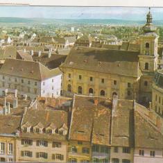 Bnk cp Sibiu - Vedere - circulata, Printata