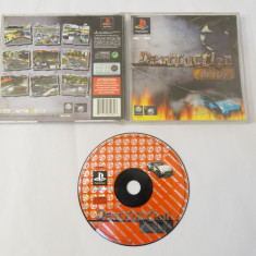 Joc consola Sony Playstation 1 PS1 PS One - Destruction Derby
