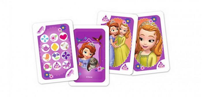 Carti de joc Pacalici - Sofia The First