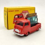 Macheta Miroitier Estafette Renault - Dinky Toys