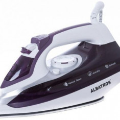 Fier de calcat Albatros INDIGO, Talpa Ceramica, 2400W, 0.25l (Mov)