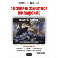 Descifrarea conflictelor internationale - Joseph Nye jr.