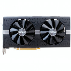 Placa video Sapphire Radeon RX 580 Nitro, 8GB GDDR5, HDMI, Display Port, DVI-D