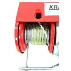 Troliu Electric cu Cablu/Macara 800 Kg - KD1526-kraftprofesional.ro