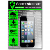 Cumpara ieftin Folie Protectie Iphone 5C ScreenKnight Silicon MIlitar Husa Invizibila Full Body