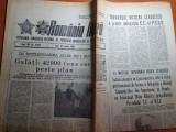 romania libera 18 aprilie 1983- articol falticeni si meciul romania-italia 1-0