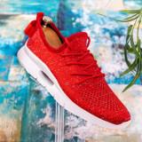 Pantofi sport rosii barbati MDL00228