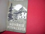 ROMANIA  PITOREASCA  -  AL.  VLAHUTA   ( 1938, ilustrata ) *
