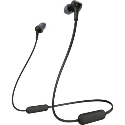 Casti Bluetooth Sony WI-XB400, negru foto
