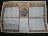 Calendar crestin ortodox 1973 Episcopia Oradea