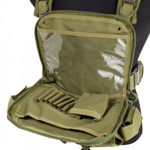 Ham Tactic Commander Olive GFC Tactical