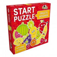 Puzzle Start Fructe voioase