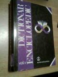 Dictionar enciclopedic vol. V (5), O-Q (Editura Enciclopedica, 2004)