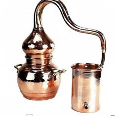 Alambic Tuica Cupru Pur 0,5 Litri