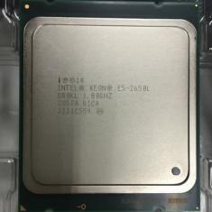 Procesor server Intel Xeon Eight Core E5-2650L SR0KL 1.8Ghz LGA2011